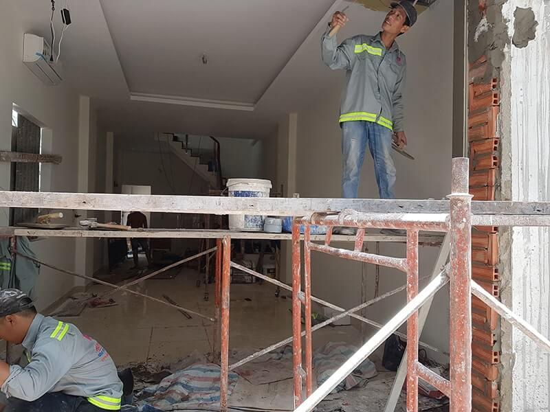 Trường Tuyền sự lựa chọn hoàn hảo cho dịch vụ sửa nhà