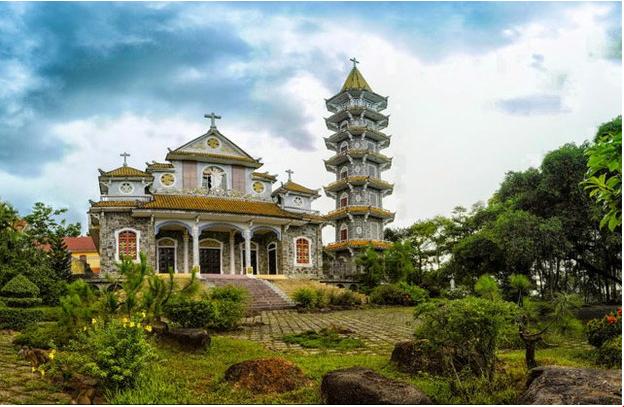 Đan viện Thiên An ở tỉnh Thừa Thiên Huế