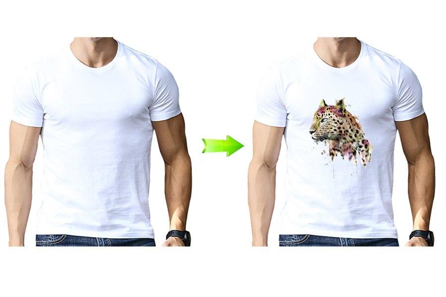 Все цікаве : Печать логотипов на футболках