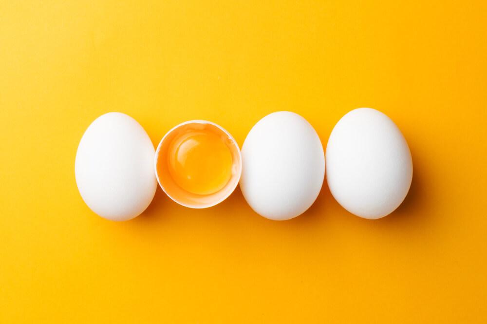Ovos alimentos que trazem saciedade