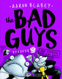 Image result for the bad guy episode 3 book