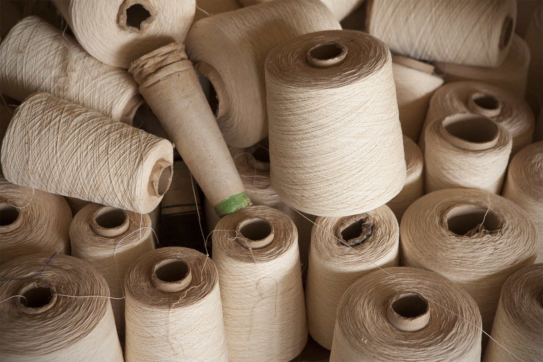 bobines de fil de coton