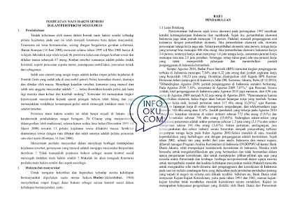 Contoh Essay Yang Baik Dan Benar Pdf