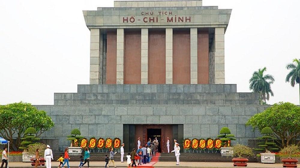 Lăng phủ Chủ tịch Hồ Chí Minh