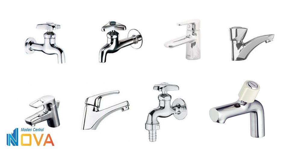 vòi nước, vòi lavabo - Thiết Bị Vệ Sinh Nova