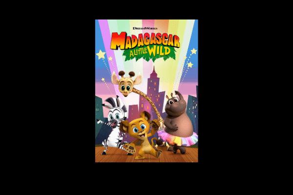 Madagascar: A Little Wild Season 2 Poster