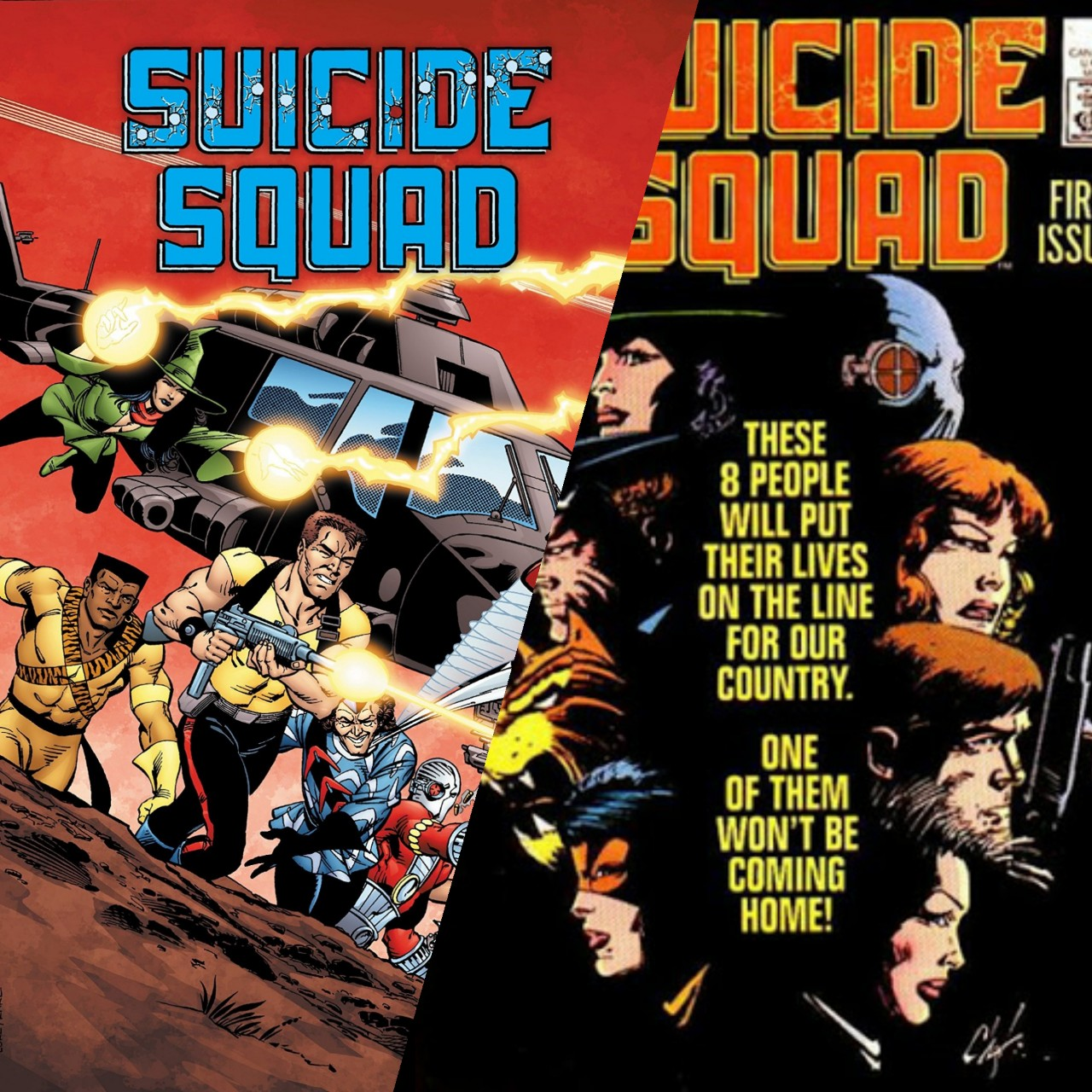 Suicide Squad 2 would follow the original John Ostrander and Kim Yale run of 1980s Suicide Squad comic