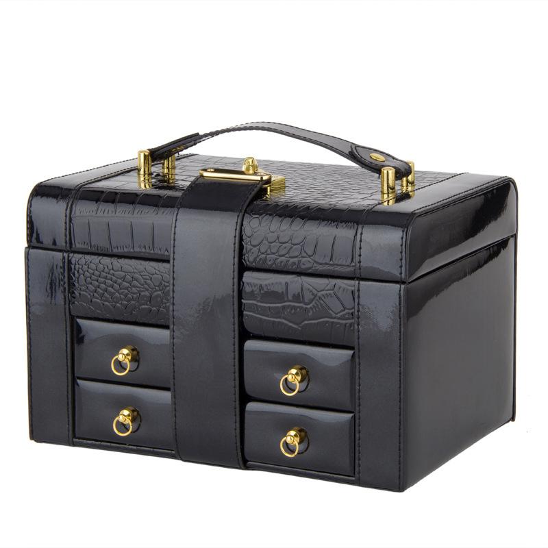 hộp đựng trang sức bằng da cao cấp loại  1