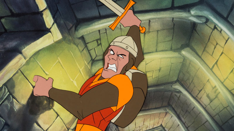 Dragon's Lair online video game