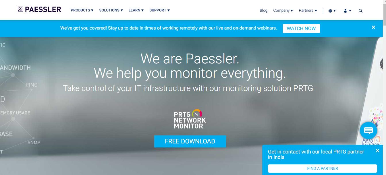 server monitoring tools