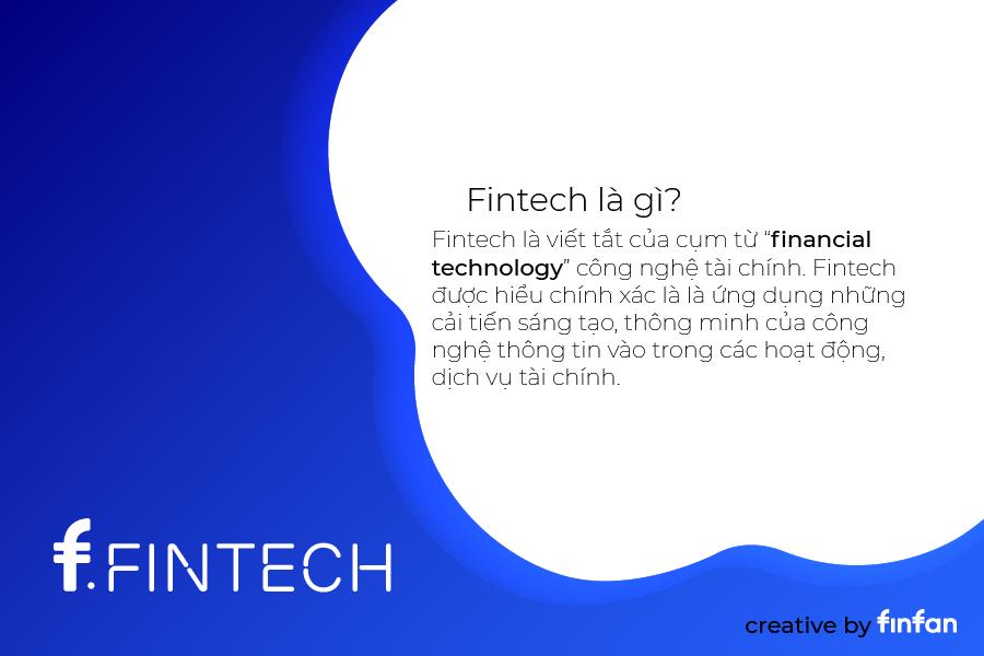 Fintech là gì