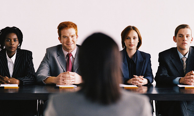 phỏng vấn nhóm tại doanh nghiệp