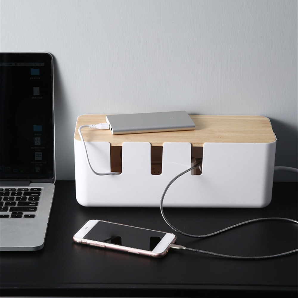Cable management box - source: jollychic.com