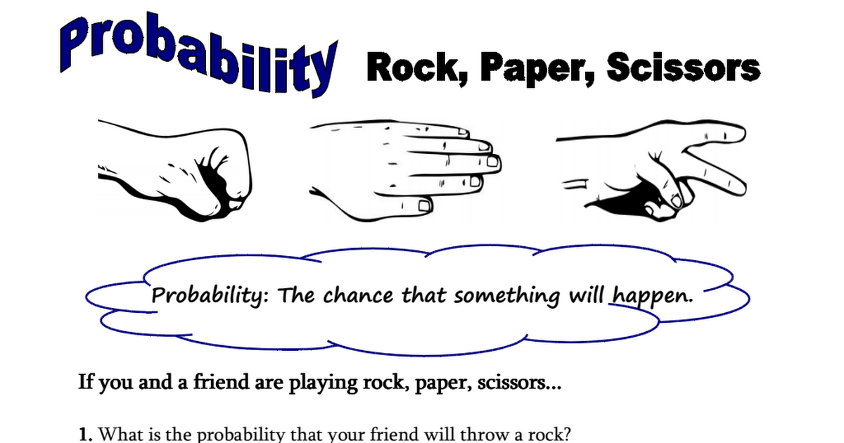 Probability Worksheets 5th Grade Delibertad – Probability Worksheets 6th Grade