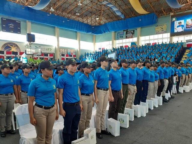 Mide gradua mas más de cuatro mil jóvenes en el servicio militar voluntario