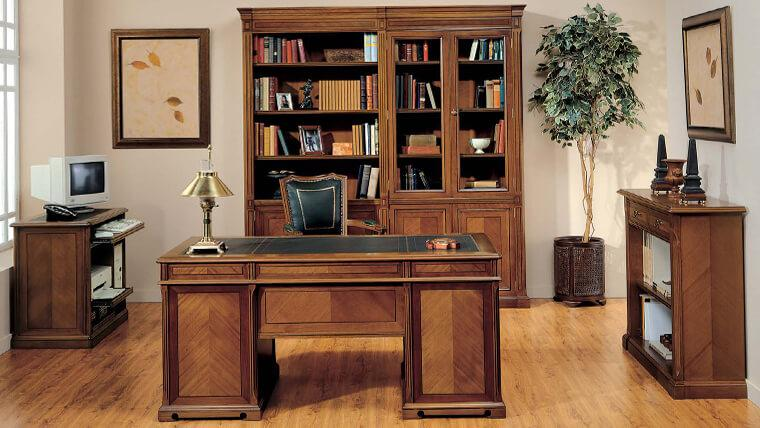 Phong cách cổ điển trong thiết kế nội thất văn phòng - Nội Thất Hòa Phát  Miền Nam