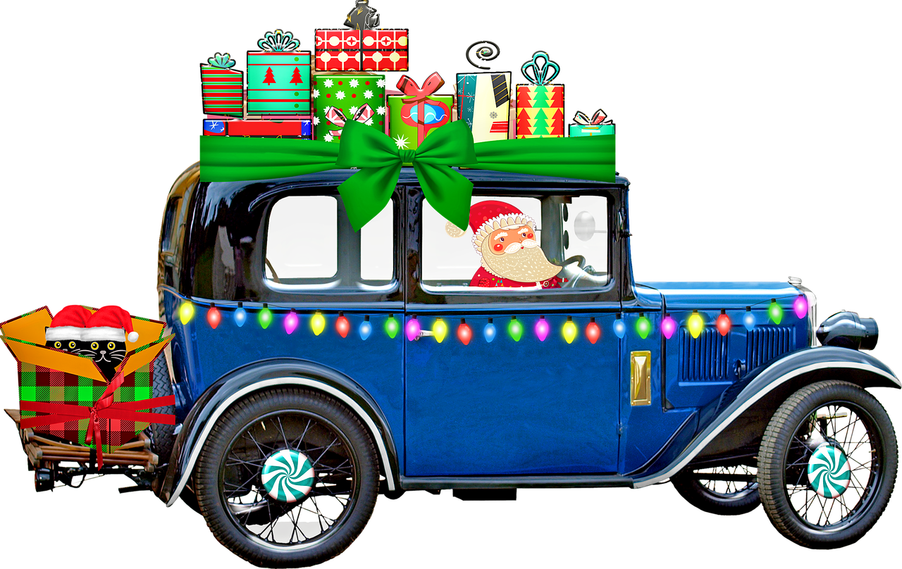 Terrific Christmas Gifts to Give Your Car