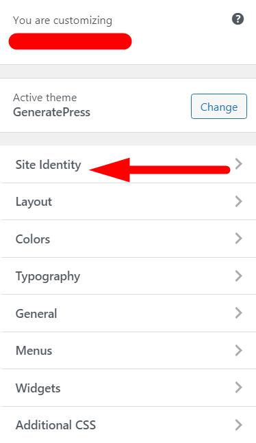 blogging guide: Customize your wordpress theme