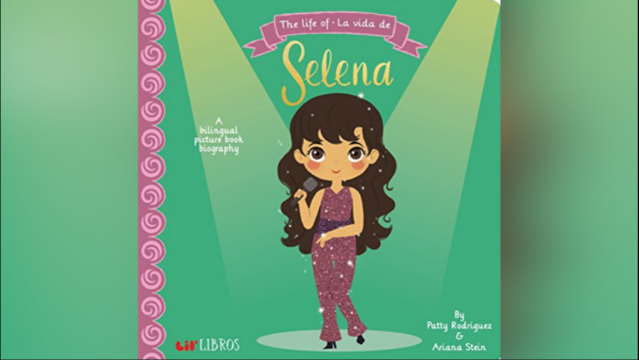 Image result for selena quintanilla children book