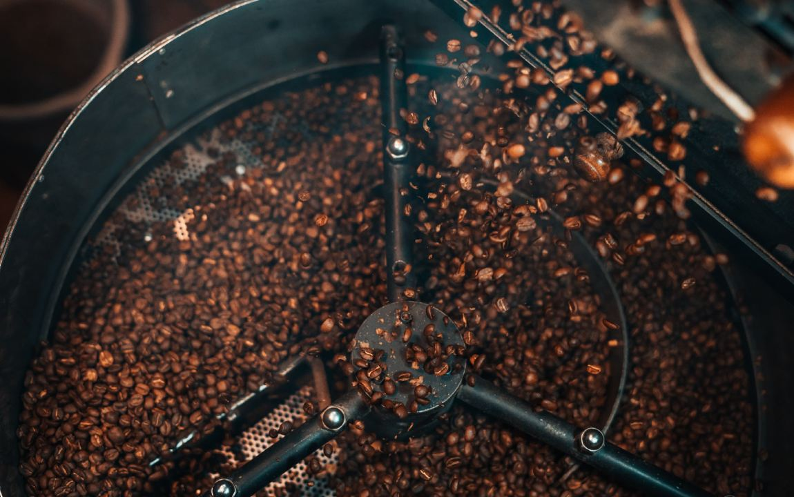 cleaning roaster