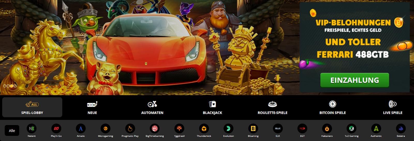 perfekter stil und design - playamo online casino.