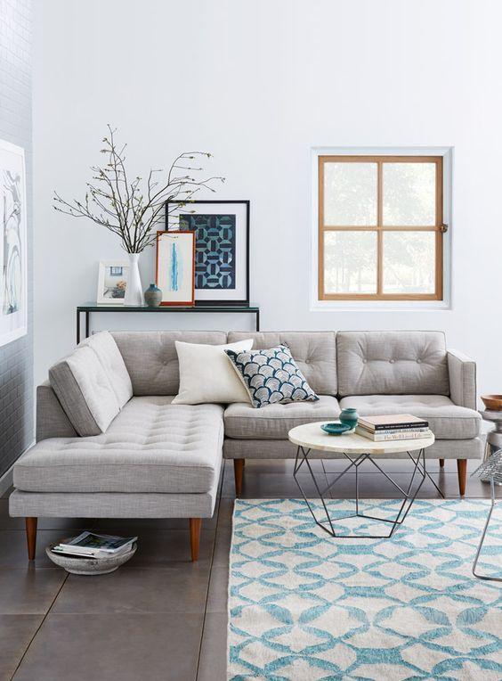 warna cat ruang tamu kecil yang bagus