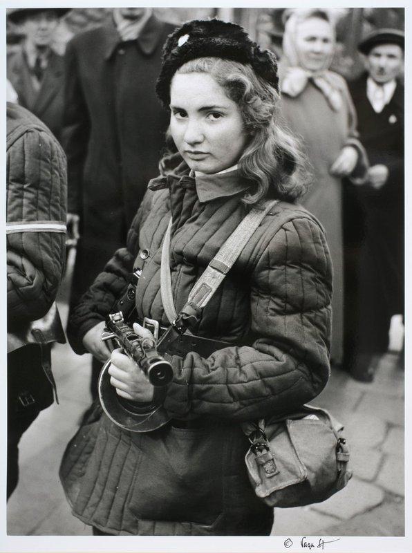 E:\ЫЫЫ\ЛЕВАКУ★\Классовые войны\Венгерское восстание 1956\Эрика Селеш 1 ноября 1956 года .jpg