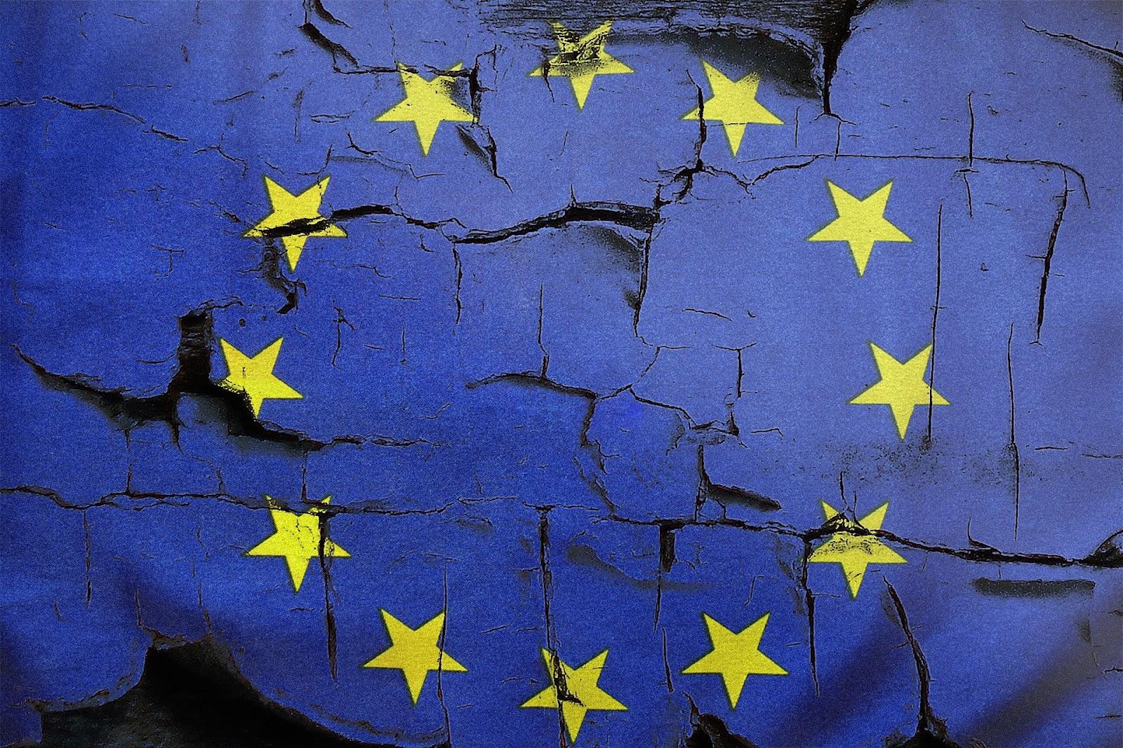Le crepe dell'Europa unita