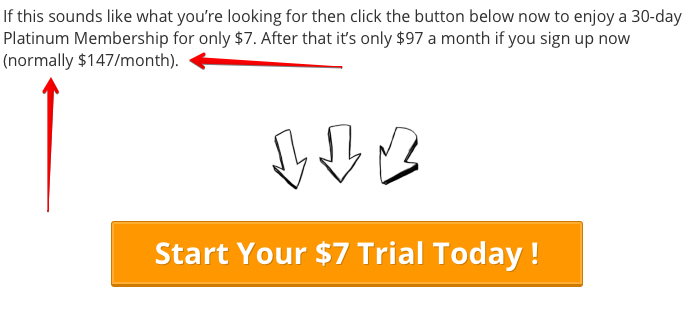 Another CTA at their website