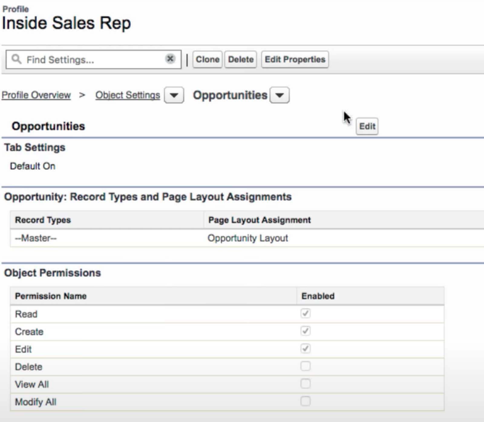 Who Can See What in Salesforce