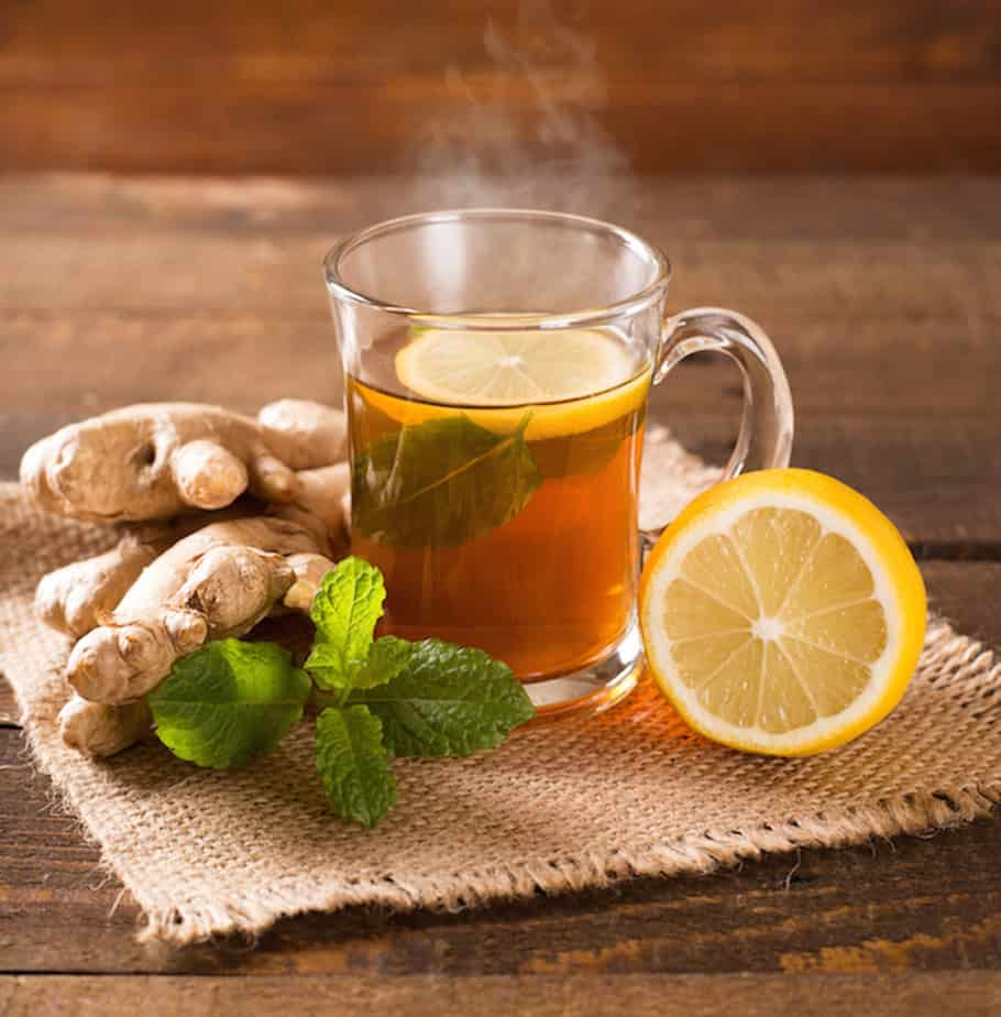 The humble ginger is a popular natural treatment