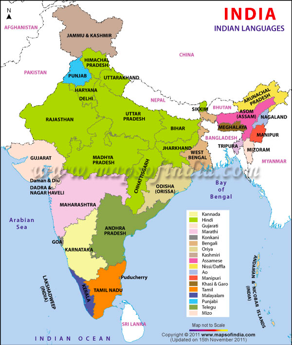 Introduction To Hindi Zabaan Language Institute - Widely used language in the world