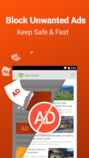 CM Browser - Ad Blocker , Fast Download , Privacy- screenshot thumbnail