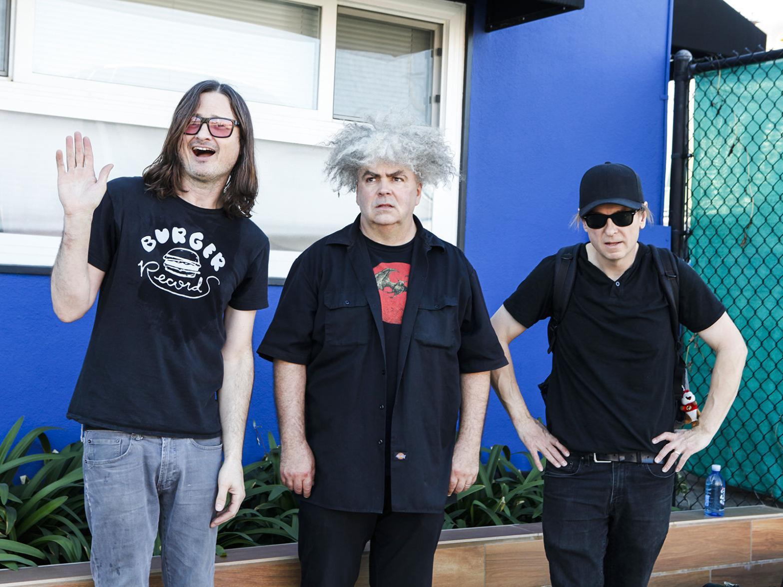 Melvins ปล่อยซิงเกิ้ลใหม่ The Great Good Place จากอัลบั้มใหม่ Working With God 1