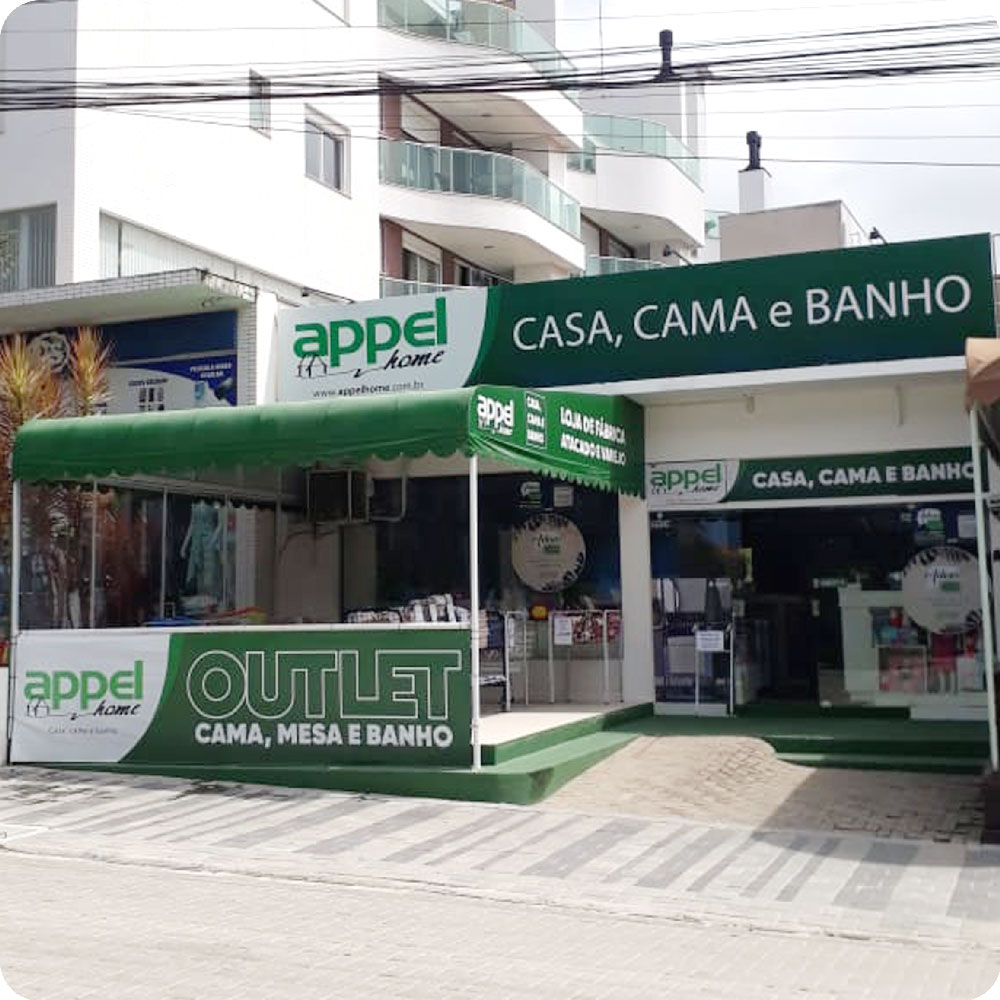 Loja Appel Home Bombinhas