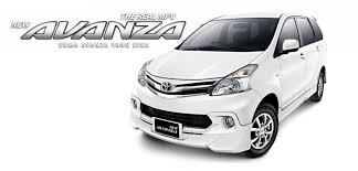 Image result for Fitur Terbaru Unggulan All New Avanza