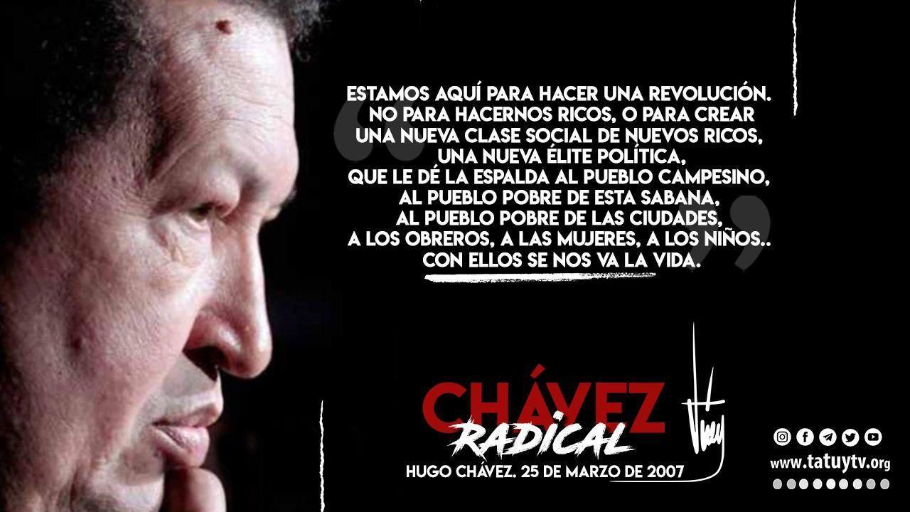 Chávez Radical: