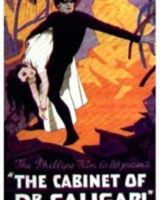 El gabinete del doctor Caligari (1920, Robert Wiene)