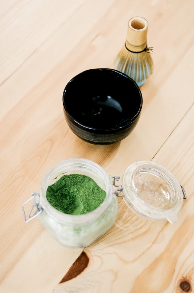 Moringa Powder Photo by Allie Smith on Unsplash