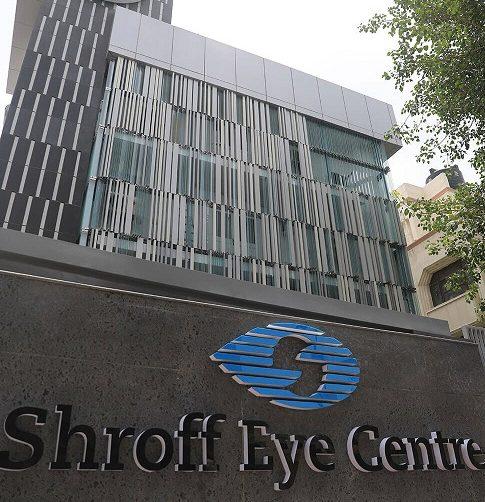Shroff Eye Hospital, New Delhi