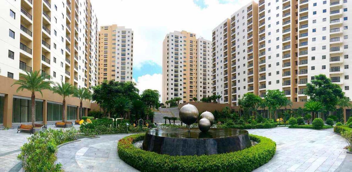 Khuôn viên Bình Khánh