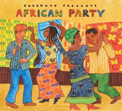 Cover for African Party