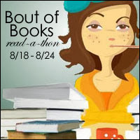 Bout of Books 11 Readathon: Goals and Updates