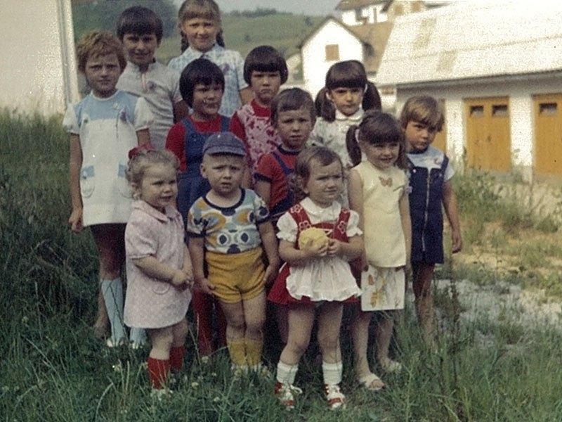 Description: Image result for melania trump childhood