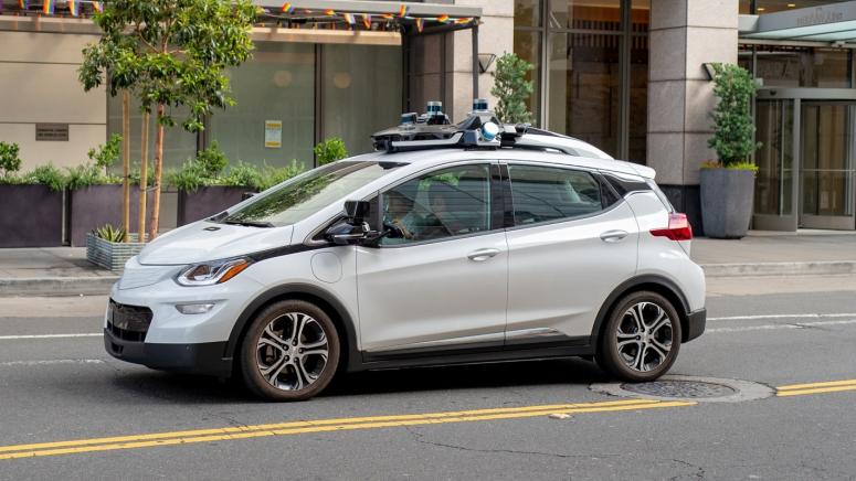 Về mặt lý thuyết, dịch vụ chia sẻ xe ô tô không người lái có thể hoạt động giống như một DAO. (Smith Collection / Gado / Getty Images)