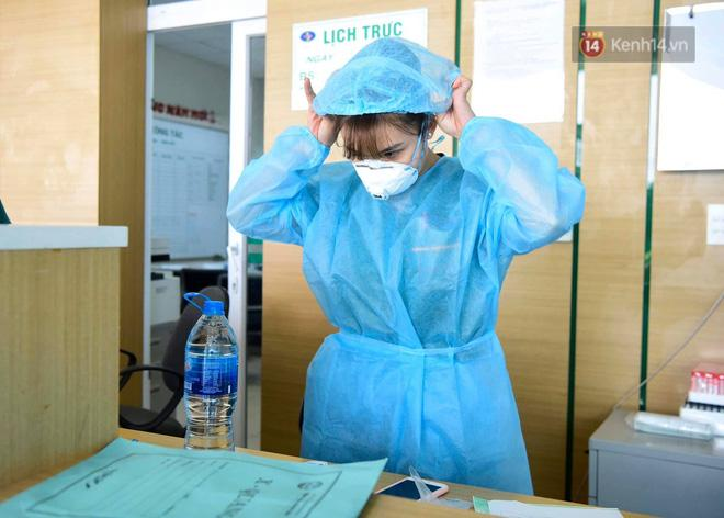 Quần áo bảo hộ chống lây nhiễm chéo