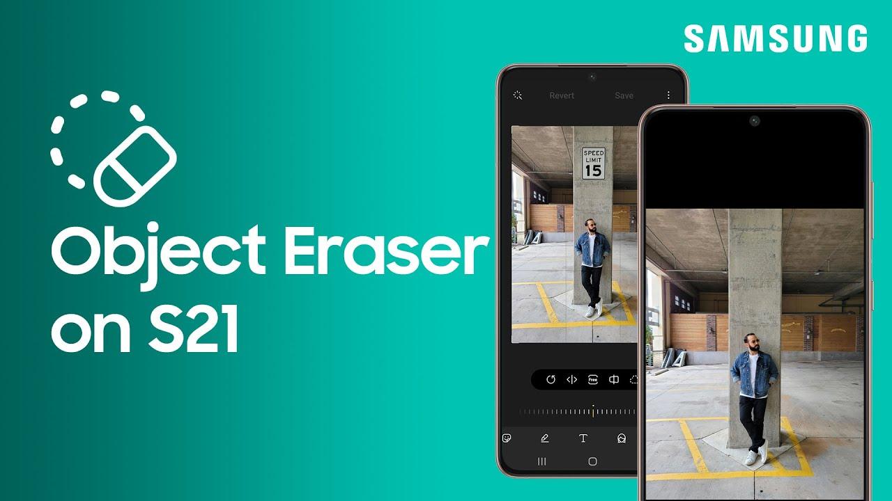 ฟีเจอร์สุดเจ๋งของ Samsung ลบภาพคนด้วย Object Eraser  03