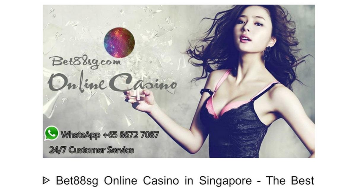 Bet88 Singapore - Online Casino Singapore cover image