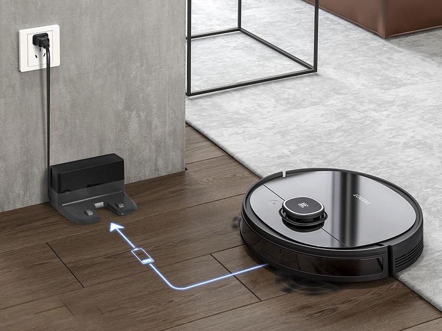 Hướng dẫn sạc pin cho robot hút bụi an toàn – Sclean - Thế Giới Robot Hút  Bụi Lau Nhà Chính Hãng -Dịch Vụ Hậu Mãi 5*