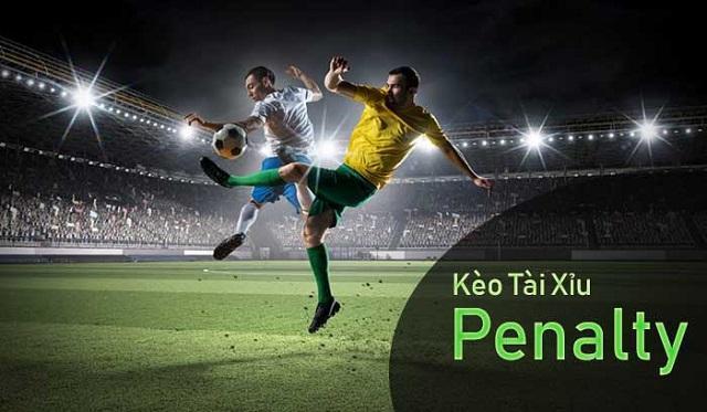 kèo tài xỉu Penalty là gì?